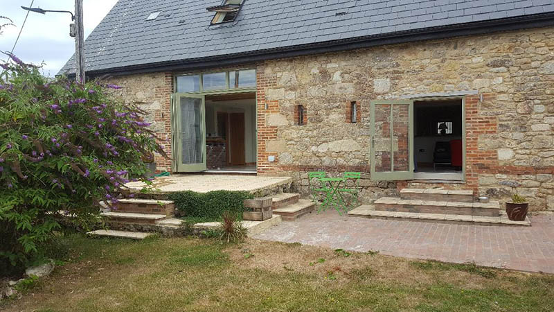 Isle Of Wight Converted Barn For Sale