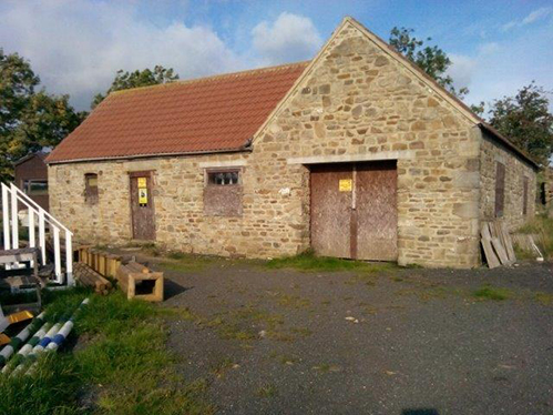 Unconverted barn for sale near Barnard Castle, Teesdale