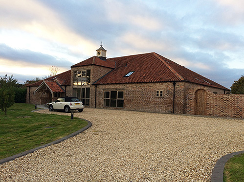 Converted Barn for sale In Newton-In-The-IsleCambridgeshire