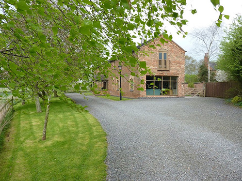 Converted Barn For Sale Ullesthorpe