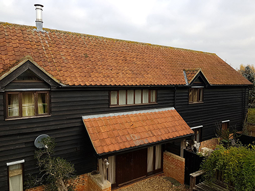 Converted Barn for sale In Rickinghall Norfolk