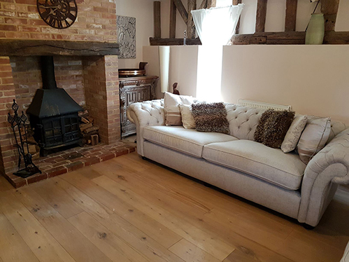 Four bedroom barn conversion in Rickinghall, Suffolk