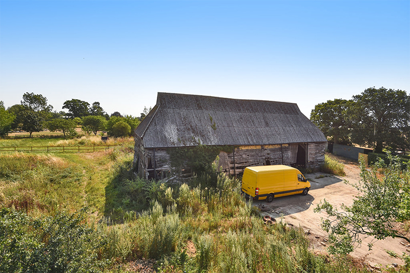Grade II Listed Unconverted Barns for sale In Norton Suffolk
