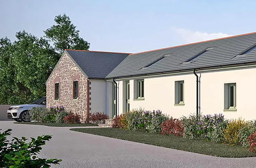 Newly Converted Barn For Sale In North Devon
