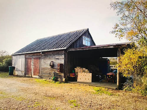 An Unconverted Barn for sale In Cottenham Cambridgeshire