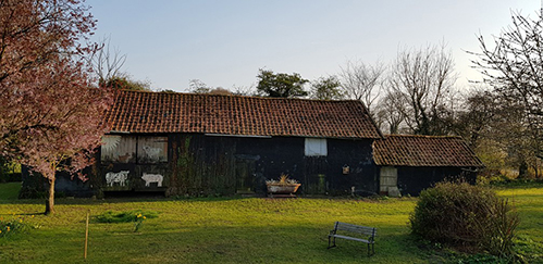 An Unconverted Barn for sale In Great Ellingham, Norfolk