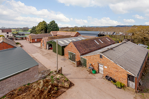 Unconverted barns for sale near Wellington, Shropshire