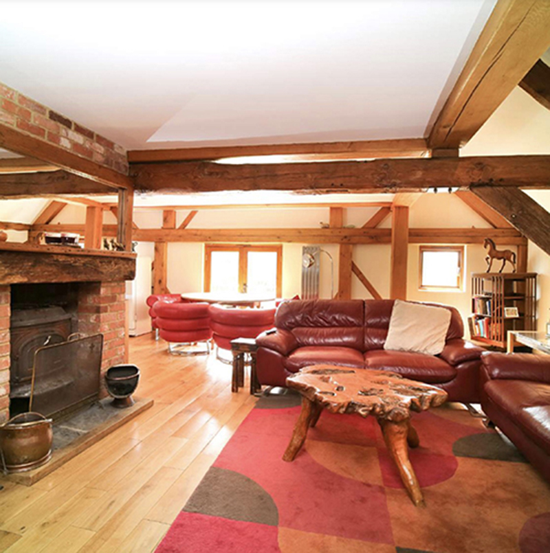 Property for sale in Arborfield, Reading