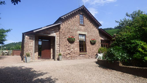 Coach House / Smallholding Near Ross On Wye Herefordshire