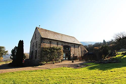 Barn conversion for sale near Abergavenny, Powys