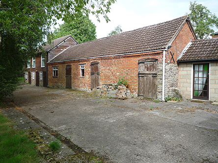 Barn For Conversion In Staunton On Wye For Sale