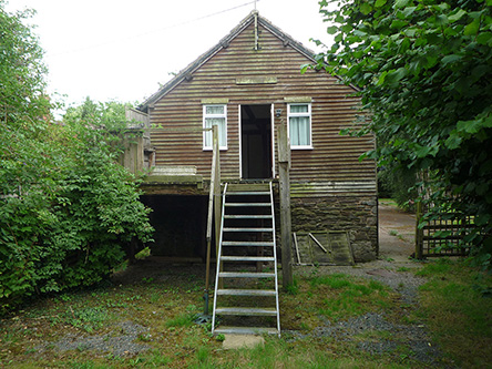 Unconverted Barns For Sale Near Hereford Herefordshire