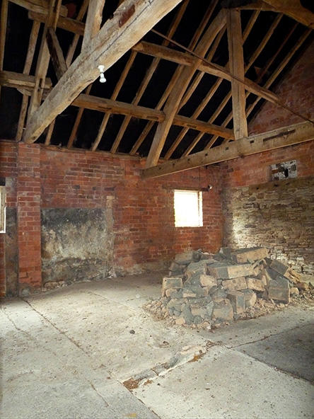 Unconverted Barns For Sale Staunton On Wye