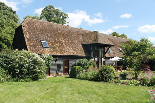 Grade II Listed Barn Conversion For Sale Kent