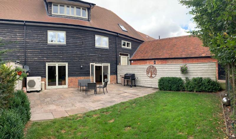 Barn conversion for sale near Petersfield, Hampshire