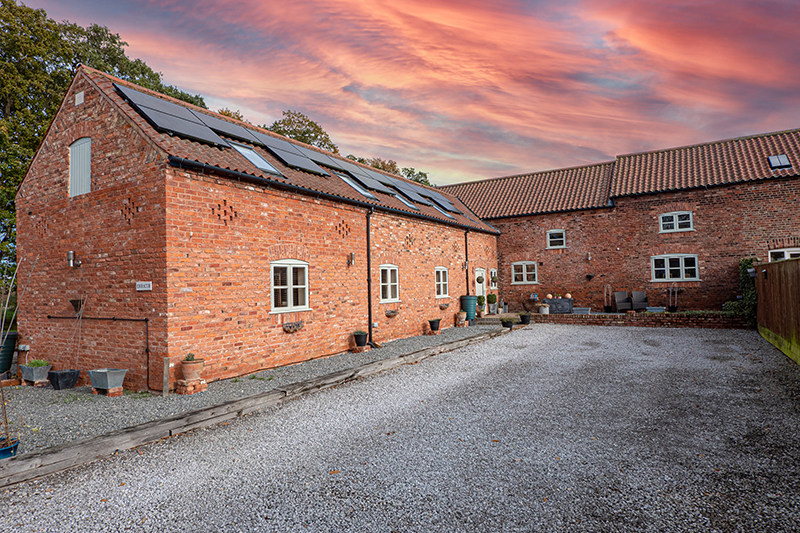 Barn conversion for sale in Sproatley,  Hull, Yorkshire