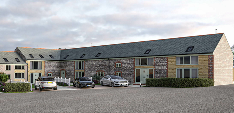 Barns for sale near Holsworthy, Devon