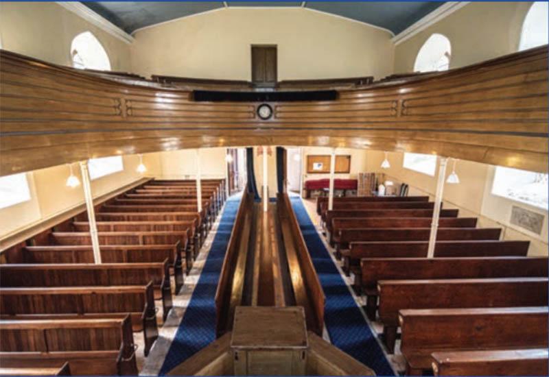 Church for sale in scenic lochside location in Achnaba, near Oban, Argyll