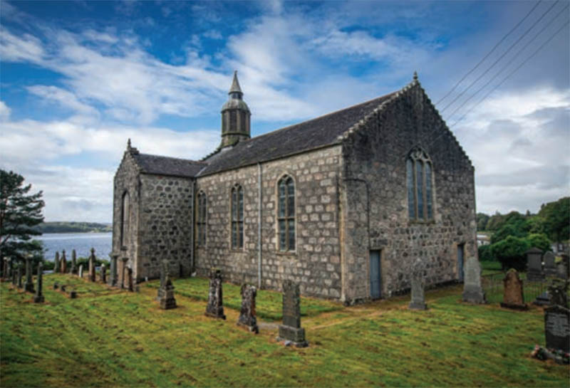 Property for sale in North Connel, Argyll