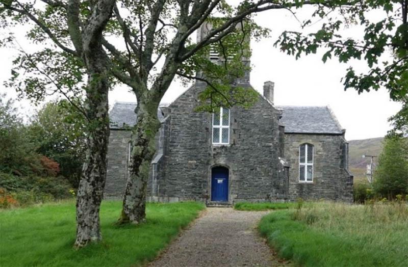 Unconverted church for sale Kilchoan, Lochaber