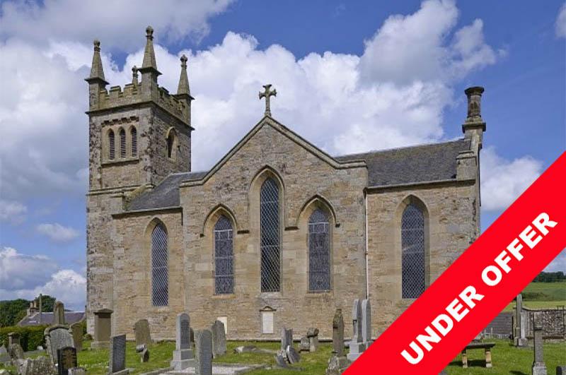 Church for sale near St Andrews, Fife