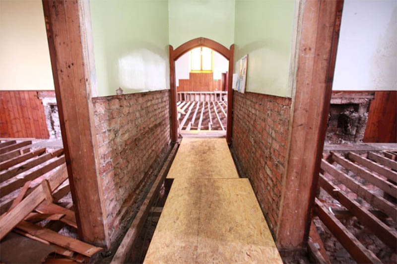 Unconverted church for sale in Kelso, Roxburghshire