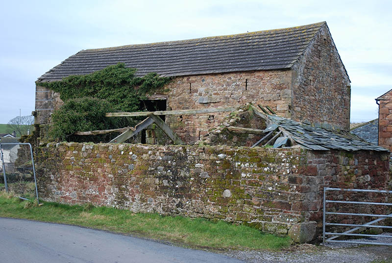 Unconverted barn for sale near Cockermouth, Cumbria