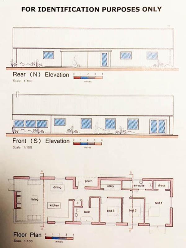 Floorplan of Plot for sale in Parson Drove, Peterborough