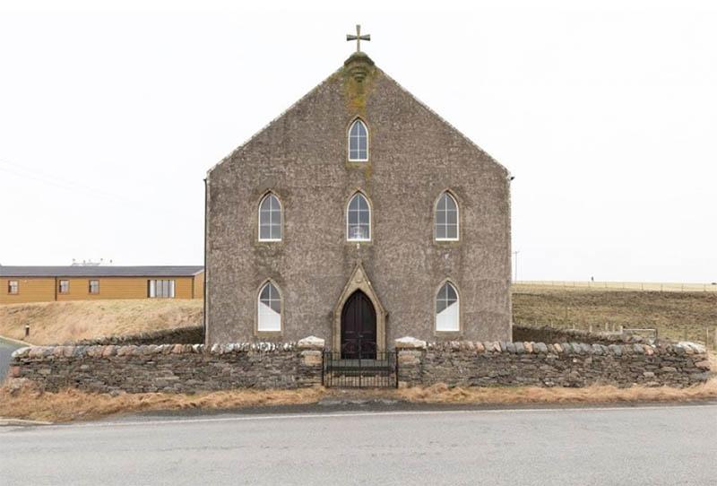 Church for sale in Hillswick, Shetland