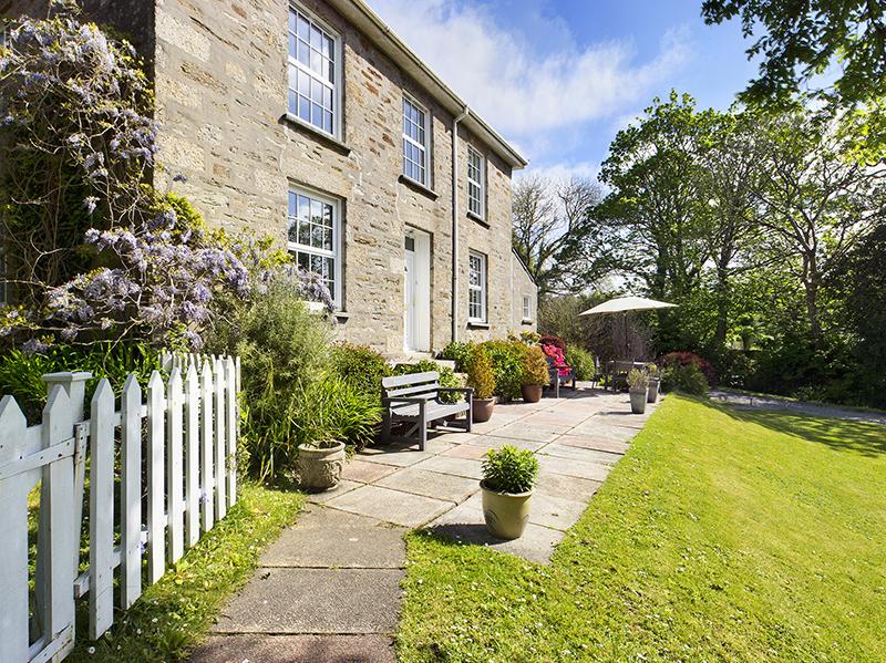 Georgian property for sale near Camborne, Cornwall