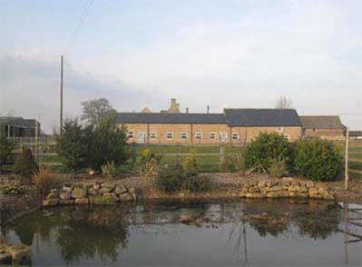 Converted Barns In Worksop Notts