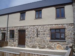 Two bedroom newly converted barn in the village of Camrose near Haverfordwest, Wales