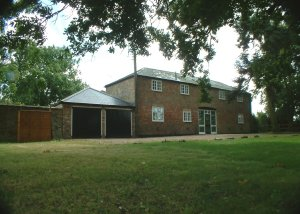 Converted Stables And Coachhouse For Sale In Norfolk