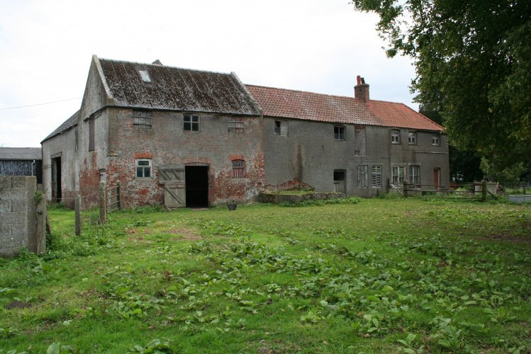 Unconverted Barns In Lincolnshire