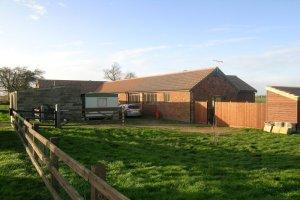 Barn conversion in Guyhirn, near Wisbech