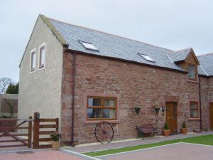 Barn  Conversion In Gretna For Sale