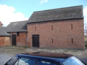 Unconverted Barn Long Clawson Leicestershire