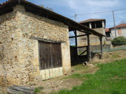 HUnconverted Barn In Midi Pyrenees For Sale