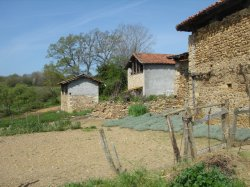 Unconverted Barn In Midi Pyrenees For Sale
