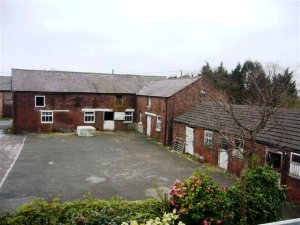 Unconverted barns for sale in Hale, near Liverpool