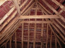 Suffolk Barn Frame For Sale