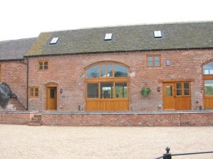 Converted Barn Haughton Staffordshire
