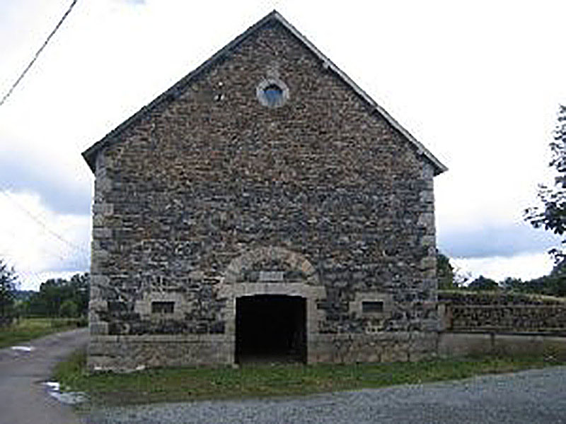 Unconverted barn with planning permission
