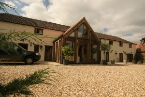 Converted Barn For Sale Lincs