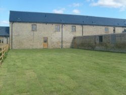 Contemporary barn conversion in Thorney near Peterborough, Cambridgeshire