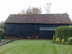 Victorian Barn Frame For Sale