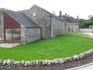 Converted Barns Matlock Derbyshire