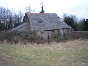 Unconverted Barn In Kent