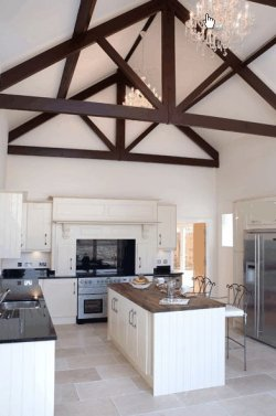 Three barn conversions on the outskirts of Belsay, Northumberland