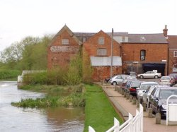 Watermill for conversion with land for development in Horncastle, Lincolnshire